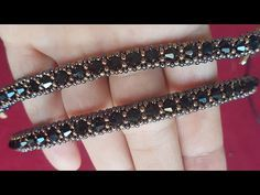 Jewelry Patterns, Beading Patterns, Bracelet Making, Jewelry Making, Handmade Bracelets, Beaded Bracelets, Crown Hairstyles, Shell Crafts, Hair Pins