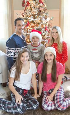 bcd667c2b8 Our family Christmas Pajama Sets  photoshoot  Our Christmas Pajama Sets for  Christmas Eve and