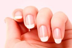 Want to get the perfect french manicure? We've got the best french manicure tutorial to achieve the perfect french nails and french tips Nail Care Tips, Nail Tips, Nail Ideas, Nail Hacks, Manicure Y Pedicure, Manicure At Home, Mani Pedi, Pedicure Tips, Manicure Ideas