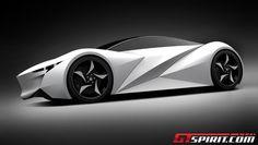 Designer Jeremy Lemercier Supercar Photo 3