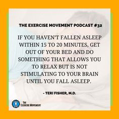 TEM 032 All About Sleep - The Exercise Movement Canada - Top Beachbody Coaches