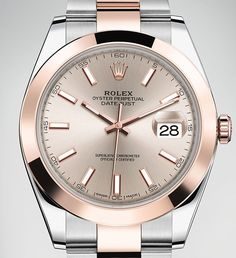New Rolex Datejust 41 watch - Baselworld 2016