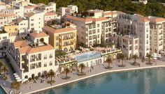 Il nuovo Hotel 5 stelle Regent Porto Montenegro