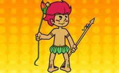 Lendas folclóricas brasileira - Personagens, história, origem e imagens Ronald Mcdonald, Fictional Characters, Fantasy Characters