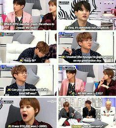Rip @jungkook's wallet