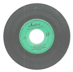 Seeburg All Time Favorites Panel 7 Only Girl Jazz Me 45 RPM Record   #1960s1970s
