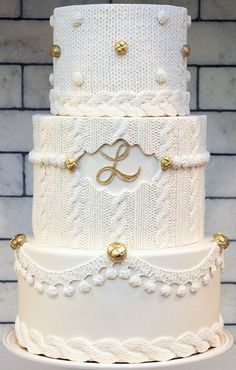 Your place to buy and sell all things handmade Cute Cakes, Pretty Cakes, Beautiful Cakes, Amazing Cakes, Knitting Cake, Pink Cake Box, Raspberry Smoothie, Cake Creations, Cakes And More