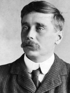 HG Wells (Sep 21, 1866 - Aug 13, 1946) got a position as a student assistant in a secondary school, eventually winning a scholarship to the College of Science in South Kensington, where he studied biology. After graduating, Wells took several different teaching positions and wrote for magazines. When his stories began to sell, he left teaching to write full time. He wrote science-fiction tales, short stories, realistic novels, and books of sociology, history, science, and biography.