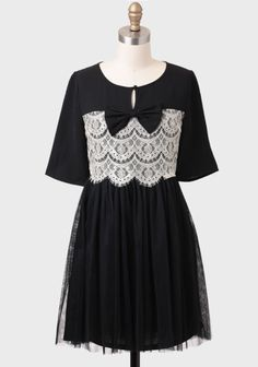 Cecile Lace Detail Dress at #Ruche @Ruche