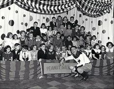 """Buffalo Bob Smith created Howdy Doody during his days as a radio announcer. At first the set was a circus tent, but soon was changed to a western town. Smith wore cowboy garb,and was dubbed """"Buffalo Bob"""" early in the show's run. The name of the puppet """"star"""" came from the American expression """"howdy doody""""/""""howdy do,"""" used in the western US. As the character and television program grew in popularity, there was a huge demand for Howdy Doody-related merchandise and color TV sets. Sweet Memories, Childhood Memories, Howdy Doody, Somewhere In Time, What Time Is, Newest Tv Shows, Tv Station, Kids Tv, New Thought"""