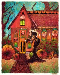 Hansel and Gretel II by AngelaRizza