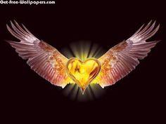 Download Eagle Heart Wallpaper #8838 | 3D & Digital Art Wallpapers