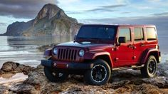 Jeep New Limited-edition Wrangler Unlimited Altitude