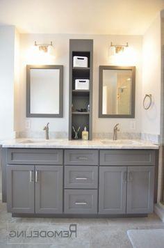 Bathroom Counter Designs