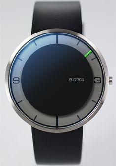 Botta NOVA Swiss Quartz Black