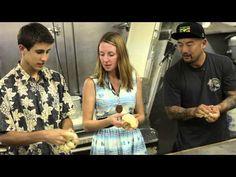 Christina & Roy Go To Hawaii, Part II: Let's Make Malasadas! | thank you LuckyPeach