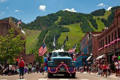 4th of July Parade - Jeremy Swanson http://www.aspenarearealestate.com/page.cfm?pageid=13492