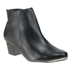 Bota Usaflex Q6620 - Preto (Selvagem) - Calçados Online Sandálias, Sapatos e Botas Femininas | Katy.com.br