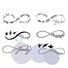 Infinity Symbol Set - Temporary Tattoo (Set of - Tatoo - 12 Tattoos, Mini Tattoos, Love Tattoos, Temporary Tattoos, Body Art Tattoos, Tatoos, Tribal Tattoos, Tattoo Maori, Feminine Tattoos