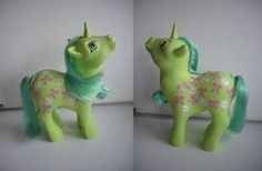 My little Pony Custom G1 Dance and Prance Buttons by ~BerryMouse on deviantART