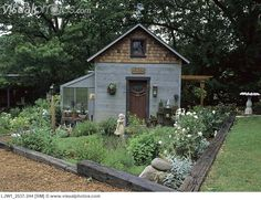 Shed/garden shed/studio/guest house