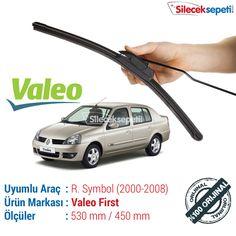 Symbol Valeo Silecek Takımı - http://www.sileceksepeti.com/Renault-Symbol-Silecek-Takimi-2000-2008-Bosch-Aerotwin,PR-356.html