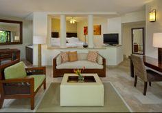 Deluxe Junior #Suite with two queen #beds.