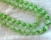 I'm Green With Envy, VJSE Group Team Treasury #vjse2 #vintage #jewelry #vintage #boebot #jewellery