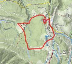 Schwarzenberg | Bödele - Fohramoos - BERGFEX - Wanderung - Tour Vorarlberg Der Bus, Map, Vignettes, Nature Reserve, Summer Days, Tours, Maps