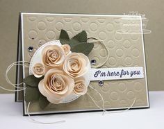Get Well Wishes, Stitched Circle STAX Die-namics, Polka Dot Cover-Up Die-namics, Blueprints 1 Die-namics, Blueprints 2 Die-namics, Large Rolled Rose Die-namics, Rolled Rose Die-namics, Mini Rolled Roses Die-namics, Royal Leaves Die-namics - Jodi Collins #mftstamps