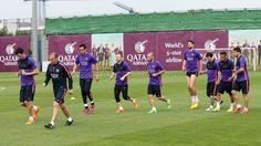 Training Sessions #FCBarcelona #Training #Football #FansFCB #FCB