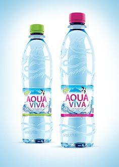 Aqua Viva on Packaging of the World