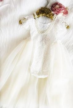 22359dbd297 Kryssi Kouture Exclusive Victoria Vintage Lace Ivory Tutu Romper Simplicity    elegance creates this whimsical heirloom. Ruffles   Bowties Bowtique