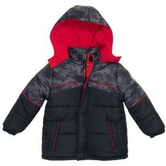 "2644633_Black%3Fwid%3D800%26hei%3D800%26op_sharpen%3D1 Best Deal ""Toddler Boy OshKosh B'gosh Heavyweight Colorblock Striped Jacket"