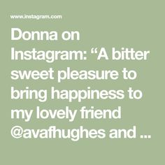 """Donna on Instagram: """"A bitter sweet pleasure to bring happiness to my lovely friend @avafhughes and her family. Truly made with tlc.  #circleofhappinesss…"""""""