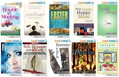 10 Free Kindle Books 4-8-14