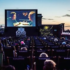 Watch the sun set over a rooftop film. | 17 Things You Must Do When The Weather's Nice In London