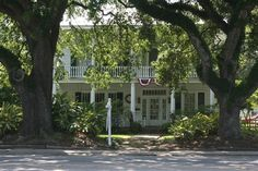 Bienvenue House - Saint Martinville, Louisiana. Saint Martinville Bed and Breakfast Inns