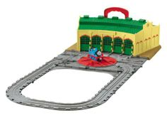 Black Friday Thomas the Train: Take-n-Play Tidmouth Sheds from Fisher-Price