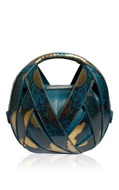 Anaconda Le Petit Panier Bag by PERRIN PARIS for Preorder on Moda Operandi