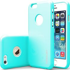 awesome iPhone 6 Case, Caseology [Drop Protection] Apple iPhone 6 4.7″ Case [Turquoise Mint] Slim Fit Skin Cover [Shock Absorbent] TPU Bumper iPhone 6 Case [Made in Korea] (for Apple iPhone 6 Verizon, AT&T Sprint, T-mobile, Unlocked)