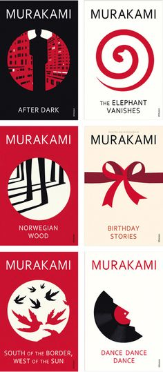 Vintage murakami murakamis new backlist covers illustrated by noma redesigned murakami book covers fandeluxe Choice Image