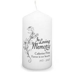 MEMORY CANDLES - Google Search
