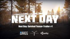 Next Day: Survival. Teaser-Trailer #1