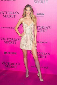 2016 Victoria's Secret Fashion Show After Party Megan Williams