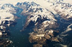 Naturama - achsen: Greenland glaciers