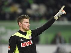 FC Koln keeper Timo Horn happy with decision to reject Liverpool