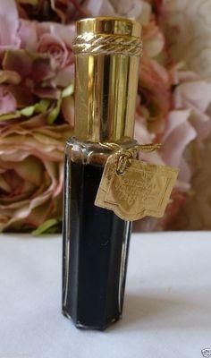 Vintage Perfume Estee Lauder  Original Youth-Dew Perfume FULL  W/ Original Tag