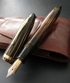 Sheaffer Oversized Balance - Golden Pearl