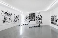 Riette Wanders 2014 installation Kunstvereniging Diepenheim Onschuld
